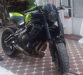 Kawasaki er6n Modificada