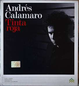 Andrés Calamaro - Tinta Roja - Digipack Cd 2006 Impecable