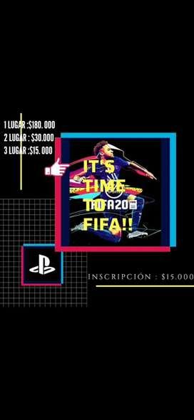Fifa 20 torneo PS4