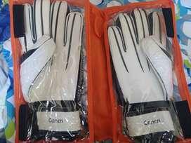 Se vende guantes de arquero marca SUEH talla 9
