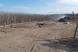 Terreno de venta en Montecristi sector sur