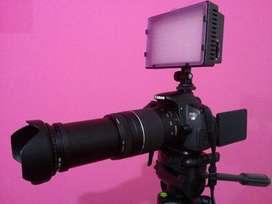 Canon Eos Rebel T4i 650D