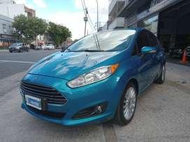Ford Fiesta Titanium 5 Puertas Mt Full 1.6