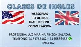 CLASES DE INGLES MODALIDAD ONLINE