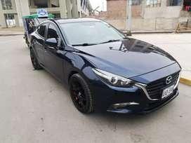 Mazda 3 2018 2.0 skyactive mecánico 34mil km