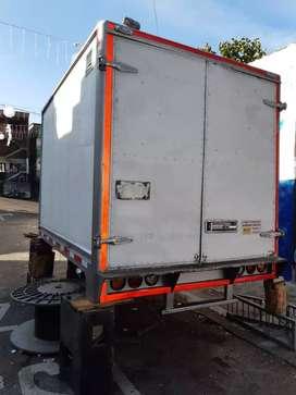 Cabina de camión