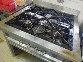 Limpieza mantenimiento de cocinas industriales