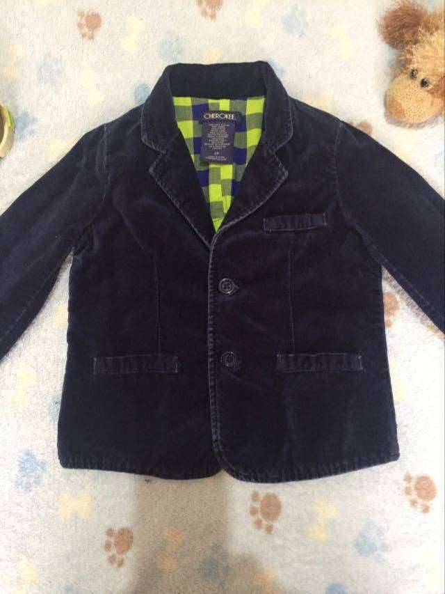 chaqueta/blazer de niño 0
