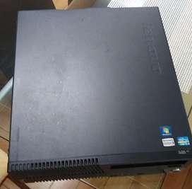 Cpu Lenovo Core I3 4Gb Dd 500 Disco Dur