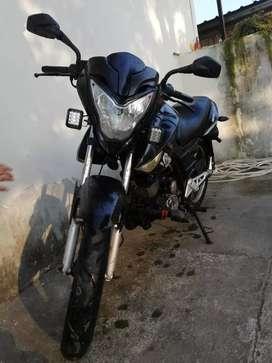Venta de moto tundra 250