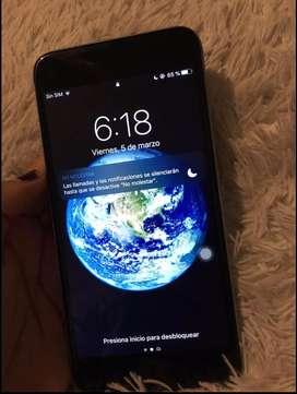 Iphone 6s plus de 32GB en excelente estado