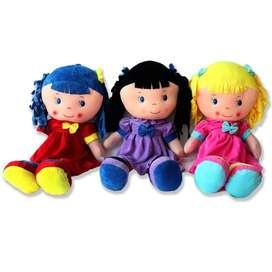 Muñecas de Trapo Grandes Nuevas
