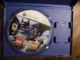 LEGO Batman,  juego en disco original de XBox 360 Usado, en muy buen estado.