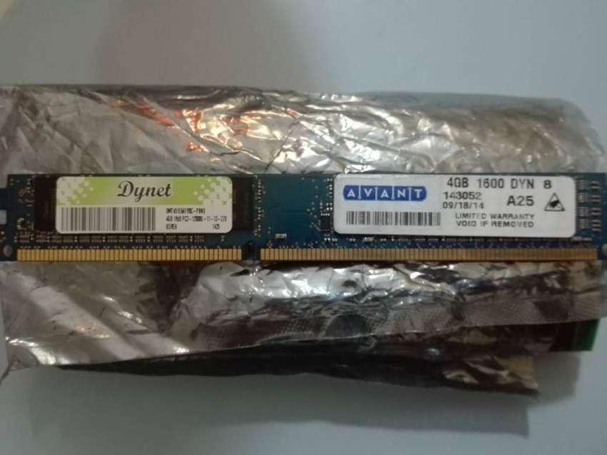memoria RAM para pc ddr 3 4gb 0