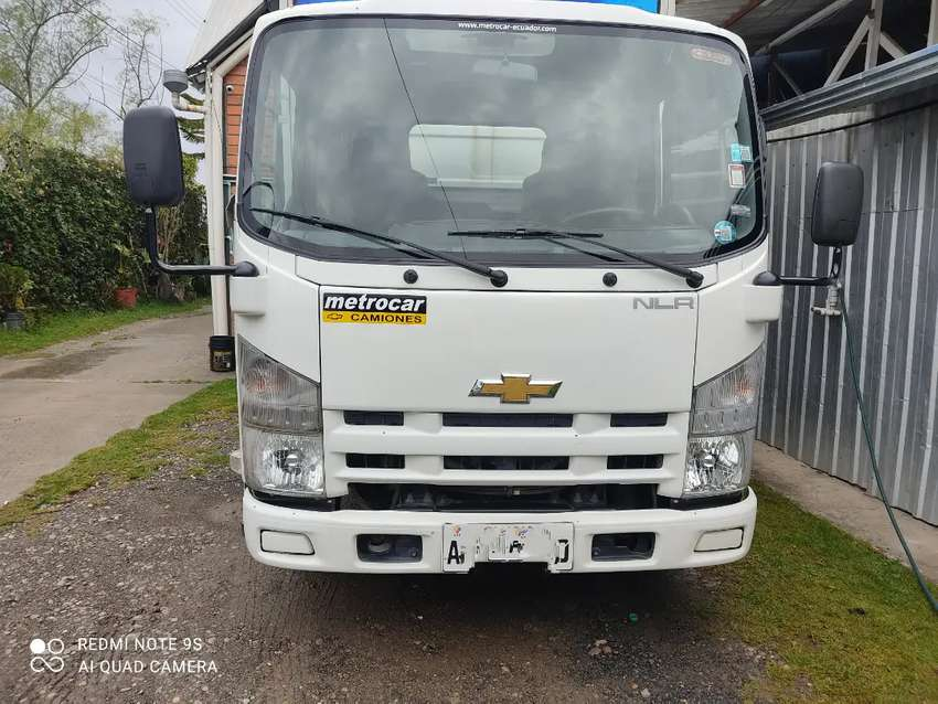 Camión NLR Flamante 0