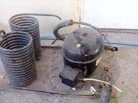Motor heladera