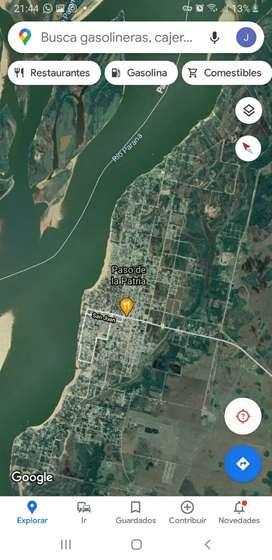 Vendo campo en Paso de la Patria Corrientes