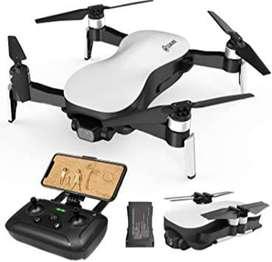 Dron Eachine Ex4 Cámara 4k, Gps Y 2 Baterías