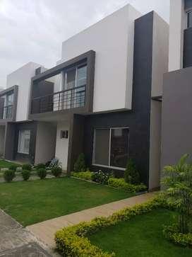 Venta de casa en urbanización