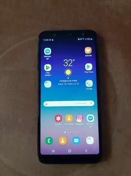 Samsung A6 plus excelente estado