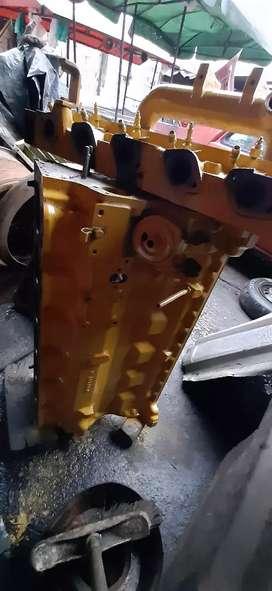 Repuestos motor retroexcabadora jd 710B