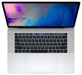 Apple Macbook Pro 15,4 256gb 2019