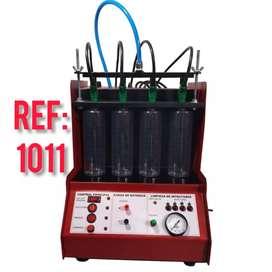 Maquina de prueba y lavado ultrasonido de inyectores REF 1011