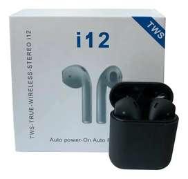 Auriculares inalámbricos i12 tws originales Bluetooth