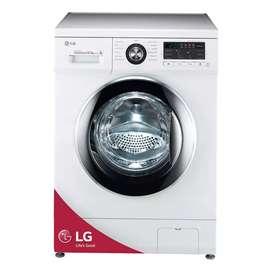 Lavarropa LG Inverter 8,5kg OUTLET NUEVO