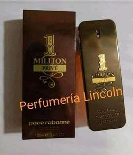 Perfume one millón prive