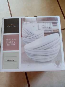 Set de 6 bowls Belia