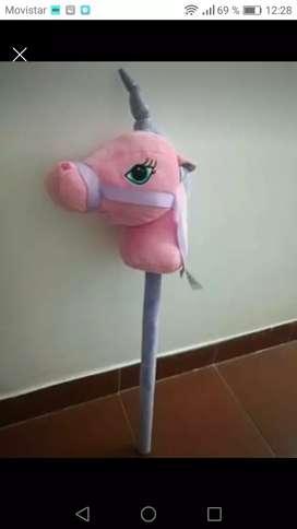 caballito unicornio