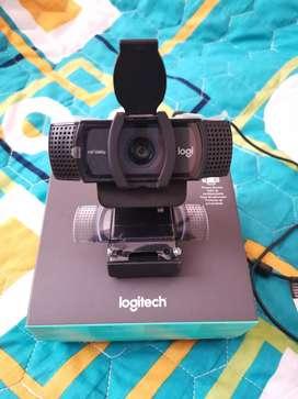 Se vende cámara Logitech