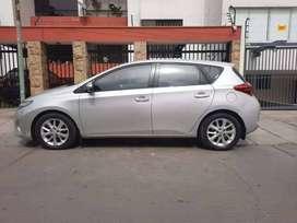 Toyota Auris 2013 Auto en perfectas condiciones