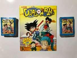 PACK 1 Álbum VACÍO + 2 Paquetones 50 sobres c/u NAVARRETE PERÚ 1997 | NO taps hitazo caballeros panini