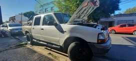 Ford ranger 2001 diésel