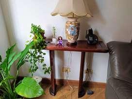 Mesa en madera  - delgada
