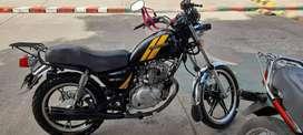 MOTO SUZUKI GN125 NOVA