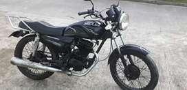 VENDO MI MOTO ATK 125 SL ECONOMICA