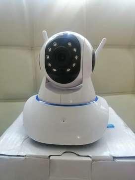 Cámara de seguridad robótica wifi full HD 360.