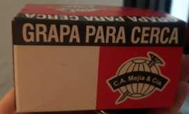 Se vende caja de Grapa para Cerca
