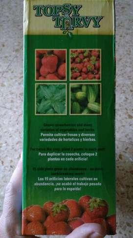 Plantador Colgante de Fresas Y Otros
