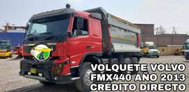 Volquete Volvo FMx440