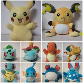 Peluches de Pokemon