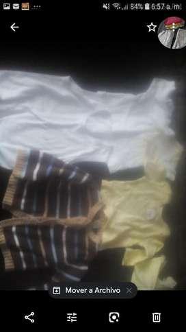 Ropa Bebe camisas sacos gorros otros