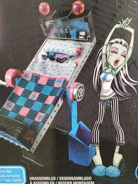 Monster High Cama Espejo