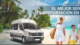 Brindamos los siguientes servicios: DE TRANSPORTES