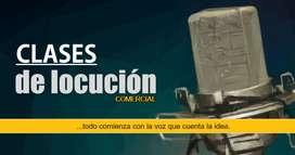 CLASES DE LOCUCION ON LINE SIN SALIR DE CASA