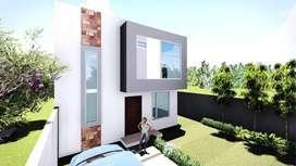 Casas en venta proyecto Cristal Azul sector Coliseo Tohalli Manta