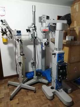 Microscopios Quirúrgicos. Diferentes Marcas.